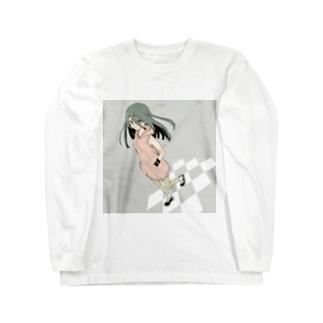 タイル ロングスリーブTシャツ