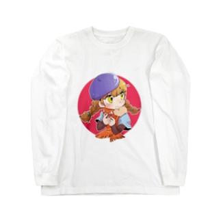 まこの秋 ロングスリーブTシャツ