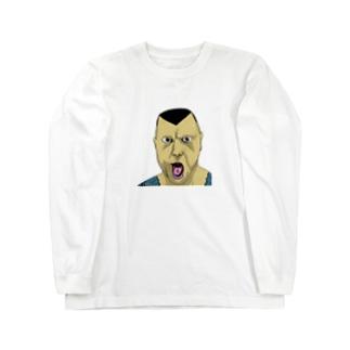 仁義 ロングスリーブTシャツ