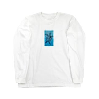 民族亀 ロングスリーブTシャツ