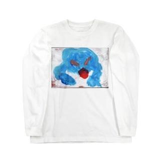 まるこの絵8 ロングスリーブTシャツ
