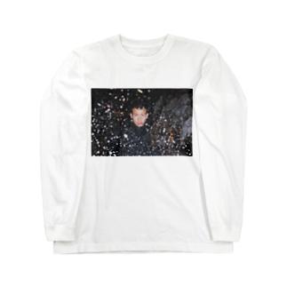 H ロングスリーブTシャツ