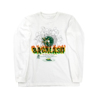 BACKLASH ロングスリーブTシャツ
