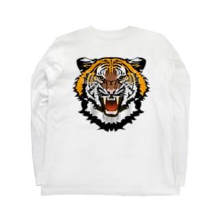 寅! Long sleeve T-shirts