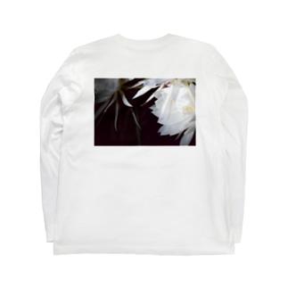 げっかびじん Long sleeve T-shirts