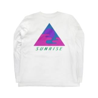 SUNRISE Long sleeve T-shirts