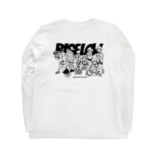 グリーティングス・フロム・アズベリー・パーク Long sleeve T-shirts
