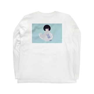 さむいちゃん Long sleeve T-shirts