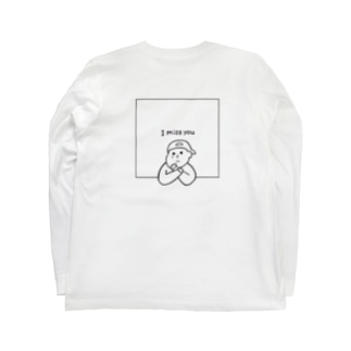 Miss you  Long sleeve T-shirts