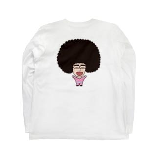 スーパーつねぴさん Long sleeve T-shirts