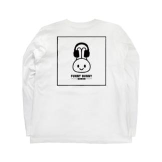 FUNNY☆BUNNY Long sleeve T-shirts