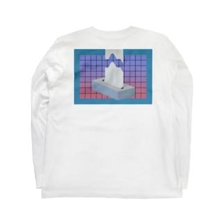 WIPE Long sleeve T-shirts