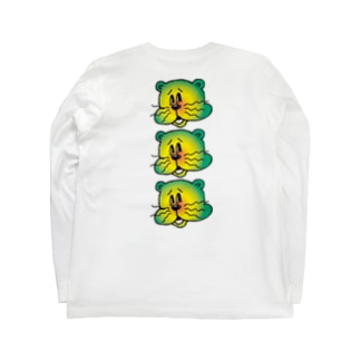 もしかして Long sleeve T-shirts