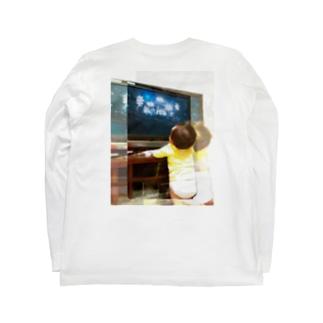 musicshop BOBの配信ライヴ - live streaming Long sleeve T-shirts