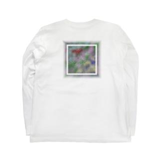 ユウガイ Long sleeve T-shirts