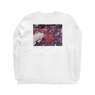個性 Long sleeve T-shirts