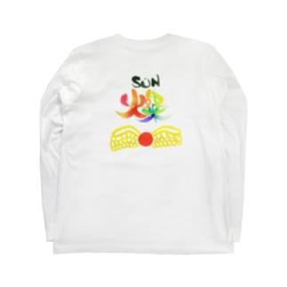 SÜNオフィシャルグッズ Long sleeve T-shirts