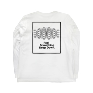 Feel Something Deep Down. Long sleeve T-shirts