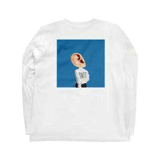 耳顔tee Long sleeve T-shirts