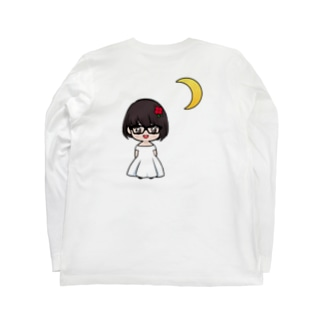 結婚式の夜 Long sleeve T-shirts