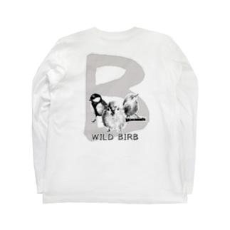 WILD BIRB Long sleeve T-shirts