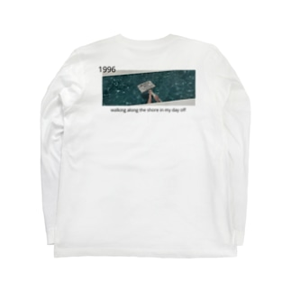 go to the shore Long sleeve T-shirts