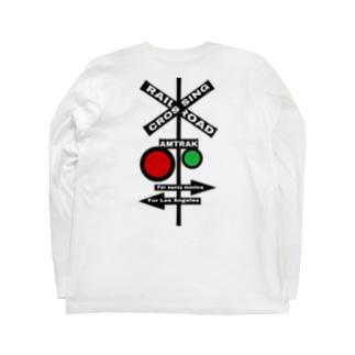 信号機 Long sleeve T-shirts