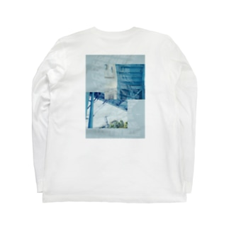 Lost in Blue Long sleeve T-shirts