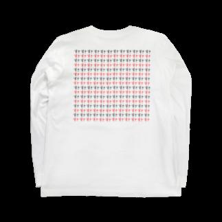 めぐろちゃんの重めの愛長袖T Long sleeve T-shirts