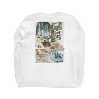 スケーターストリート Long sleeve T-shirts