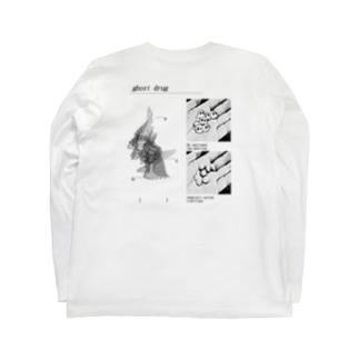 ぉばけくすり Long sleeve T-shirts