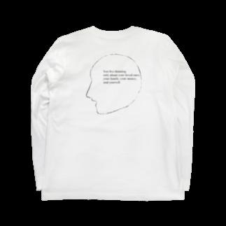 Hitrichika ヒトリシズカの欲望 Long sleeve T-shirts