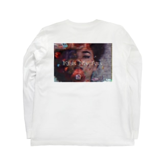 Kiss My Ass Long sleeve T-shirts