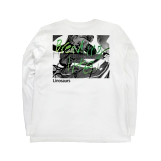 Breaking life Long sleeve T-shirts