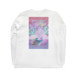 vapor__yujin__の...郷愁...プレい...⚡ Long sleeve T-shirts