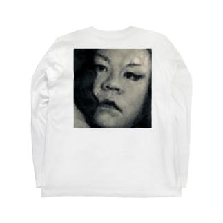 SADAHARU HIGA HAUTE COUTURE・アムロにはなれなかったけどトシミにはなれた女装2。  Long sleeve T-shirts