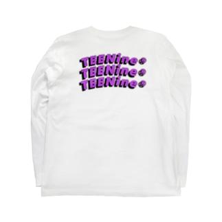 くねくねTEEN Long sleeve T-shirts