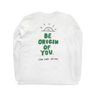 originT green Long sleeve T-shirts