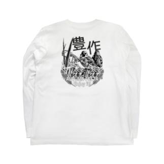 東京すずめ Long sleeve T-shirts