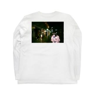 春日部 Long sleeve T-shirts