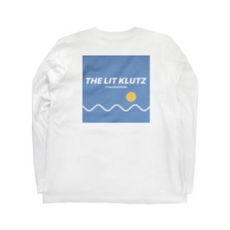 THE LIT KLUTZ Long sleeve T-shirts
