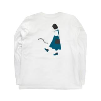 Initia girl Long sleeve T-shirts