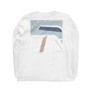 ケント・マエダヴィッチのat the pool_6:54 Long sleeve T-shirts