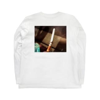 hi-liteあるある Long sleeve T-shirts