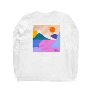 fuji Long sleeve T-shirts