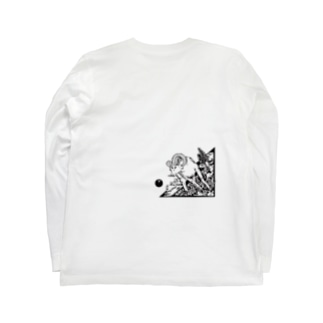 ネイチャーシリーズ ビックホーンシープ ~Nature series Bighorn sheep~ Long sleeve T-shirts