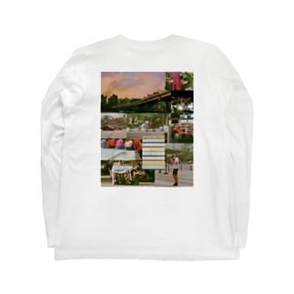Seoul Long sleeve T-shirts