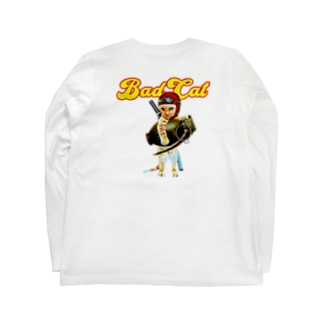 BAD CAT BIG手榴弾 Long sleeve T-shirts