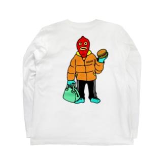 inkun第1弾 Long sleeve T-shirts