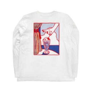 マーライオン 2019新作 Long sleeve T-shirts